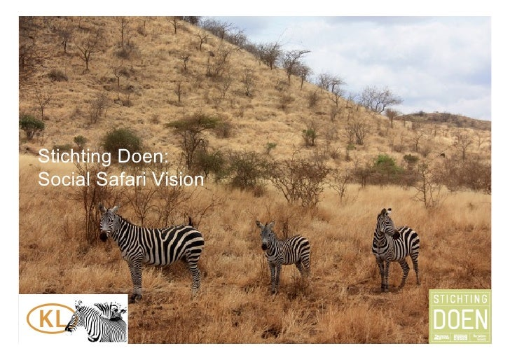 Stichting Doen:Social Safari Vision