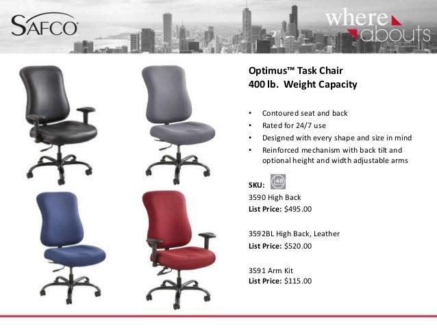 Safco Products Post Neocon Presentation Core