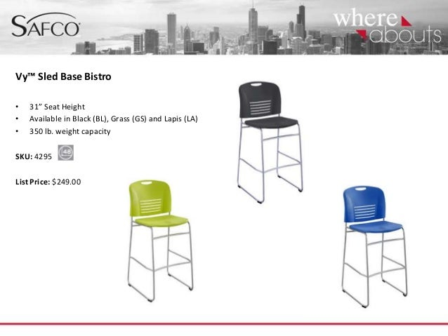 Safco Products Post Neocon Presentation Core