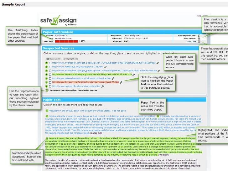 safe assignment matching Safeassign by blackboard this lets students know that the new safe assignment is blackboard will list all the assignment submissions and a matching.