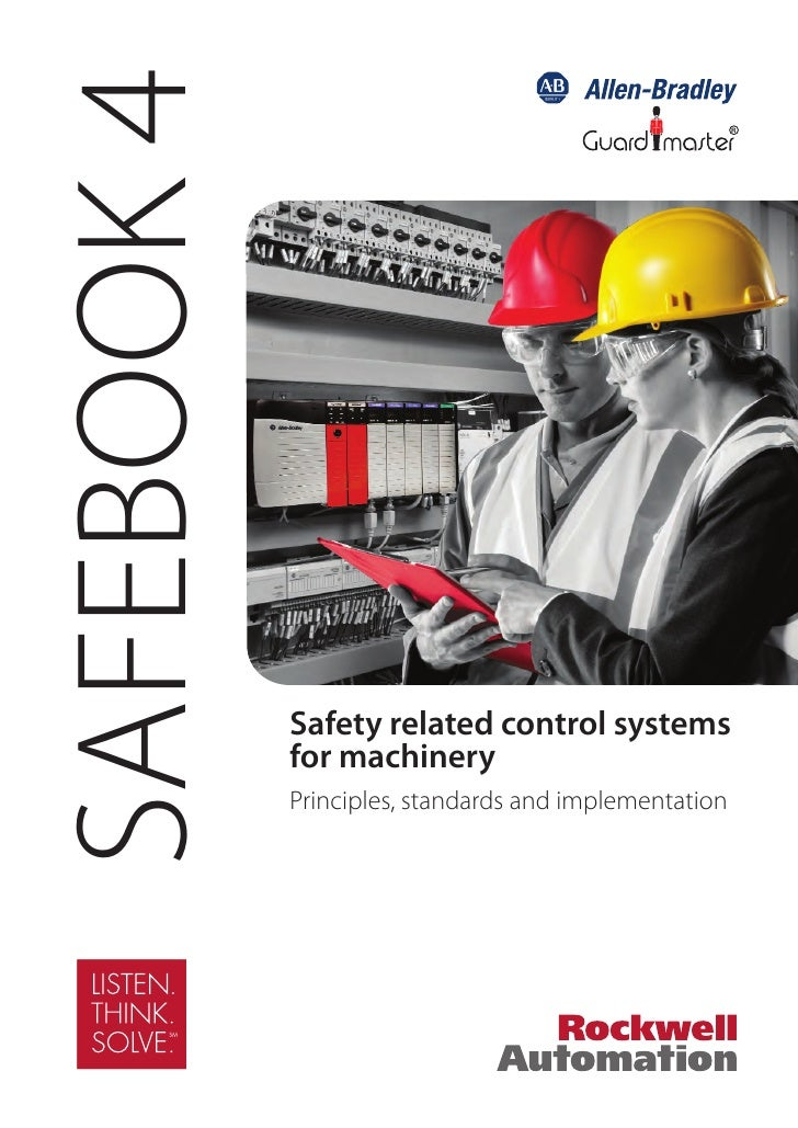 SAFEBOOK 4                                              R             Safety related control systems             for machi...