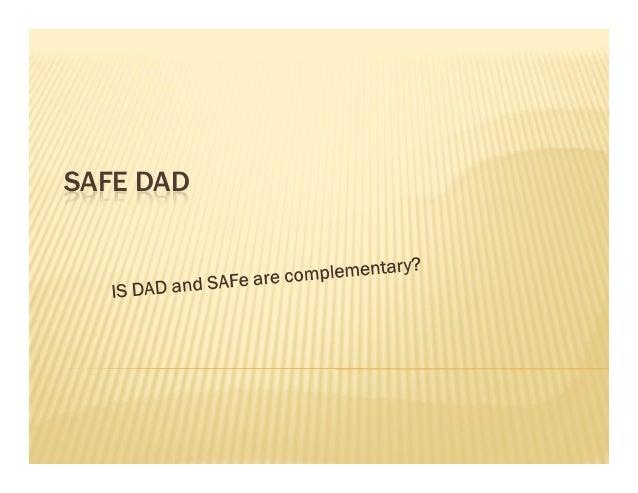 SAFE DAD