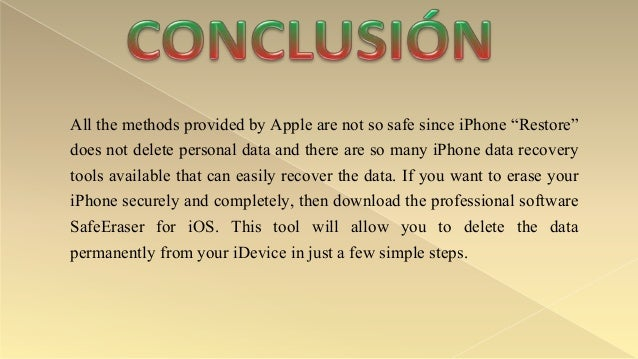 how to delete everything on your iphone how to erase everything on iphone securely and completely 19976