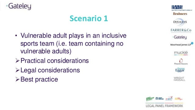 safeguarding adults unit 11 Free essay: p4: outline key legislation and regulation which govern safeguarding adults work safeguarding vulnerable groups act: the purpose is to restrict.