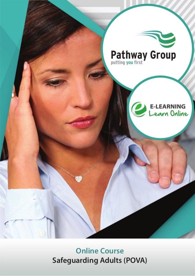 Online Course Safeguarding Adults (POVA)