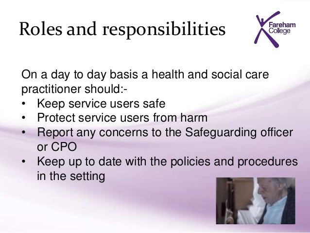 principles of safeguarding and protection in health and social care 5 essay Social care and health the next three years are based on the key principles of adult safeguarding set out by the government in protection – support and.