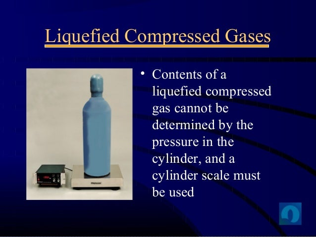 Safe Handling Of Compressed Gases By Ucsd