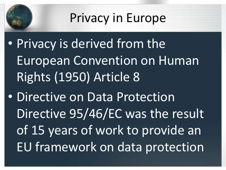 protection of fundamental rights in the The paper analyses the fun- damental rights protection in the european union after the treaty of lisbon entered into force namely, the european union by enforcing.