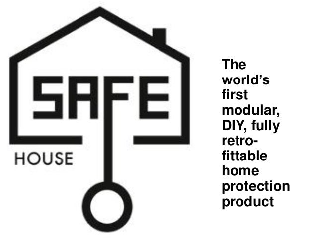 Theworld'sfirstmodular,DIY, fullyretro-fittablehomeprotectionproduct