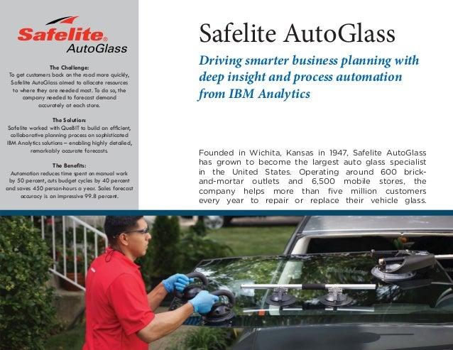 Performance pay at safelite auto glass analysis