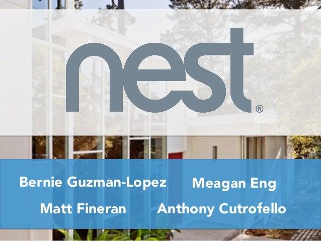 Anthony Cutrofello Matt Fineran Meagan Eng Bernie Guzman-Lopez