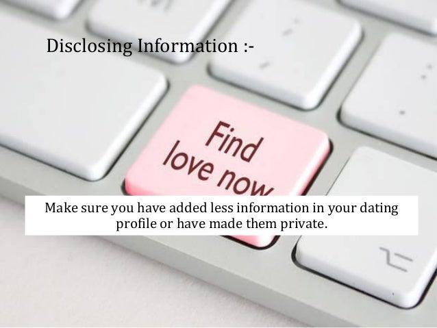 Safe Online Dating Tips For Women
