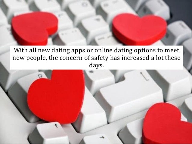 Is online dating safe