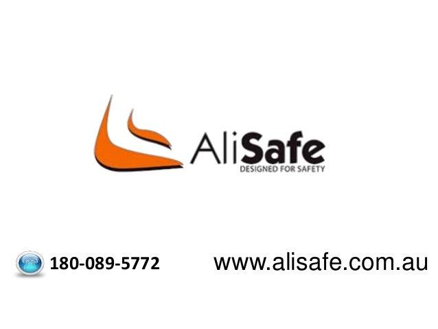 180-089-5772 www.alisafe.com.au