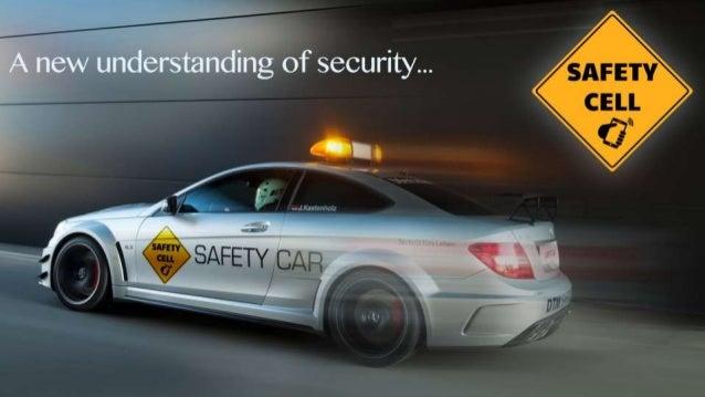 ¿Qué es SafeCell? Es un proyecto de emprendimiento basado en las últimas tecnologías móviles ya existentes en el mercado, ...