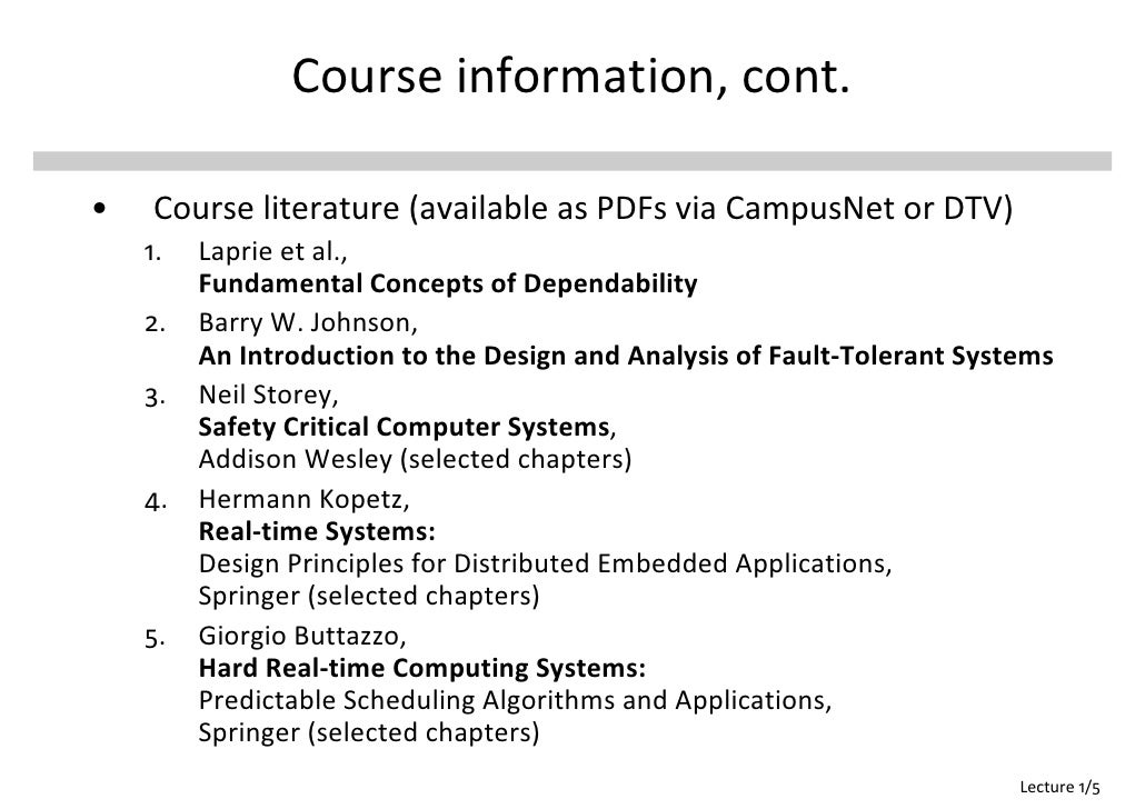 safety critical computer systems filetype pdf neil storey