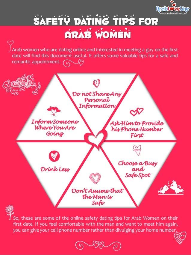 Safe dating tips