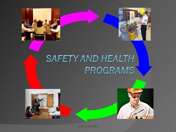 Guide To the OSHA