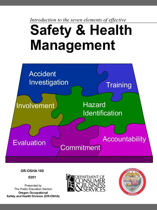 Safety Amp Health Management