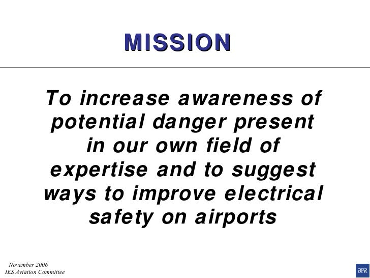 Electrical Hazards on Airport