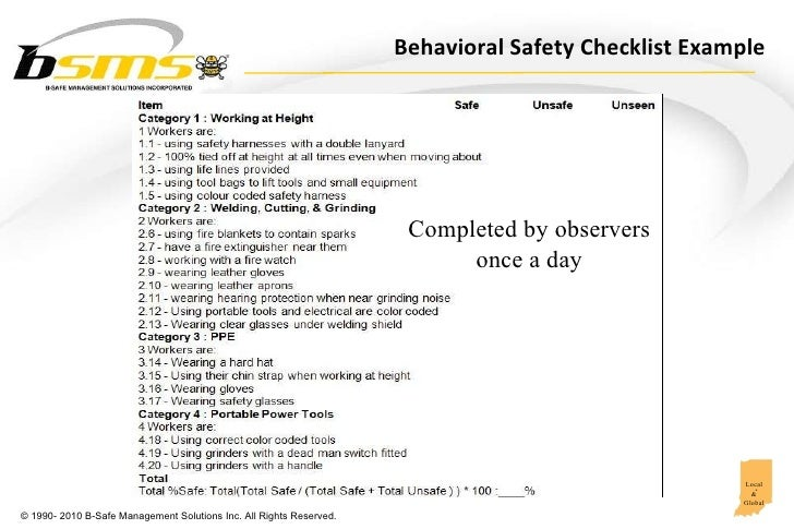 Read book construction safety checklist stonetrust workers