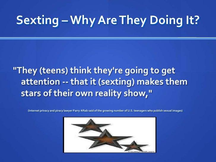 Sexting ...