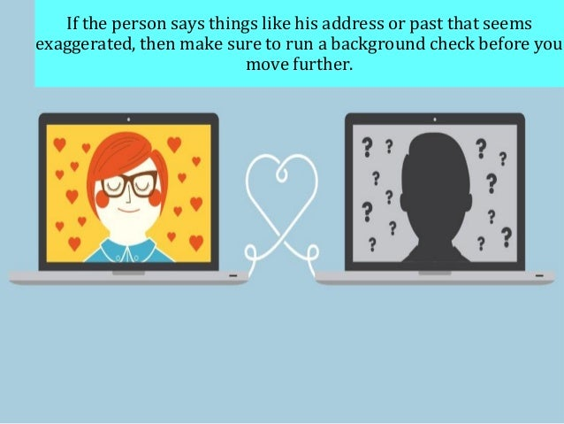 Online dating precautions in Australia