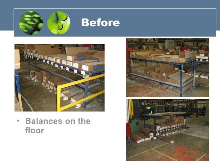 Safety Process And Ergonomic Improvements