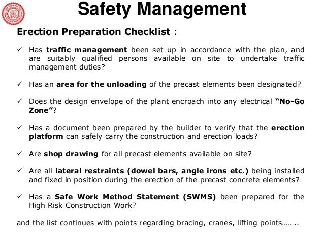 safety plan for construction - Khafre