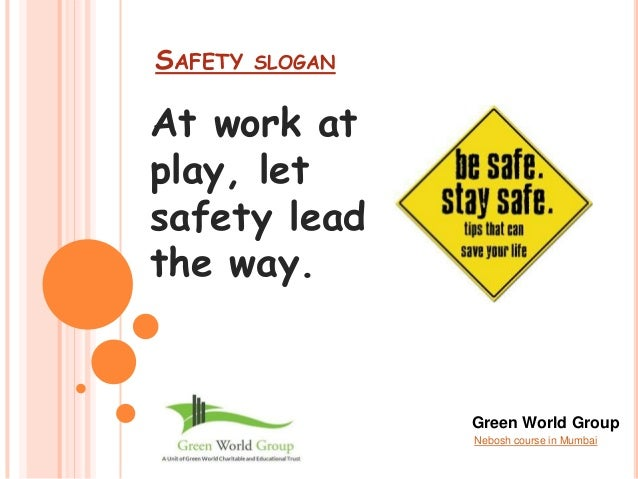 safety training in india   greenwgroup