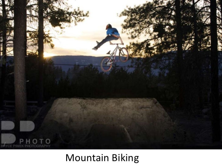 Mountain BikingMountain Biking