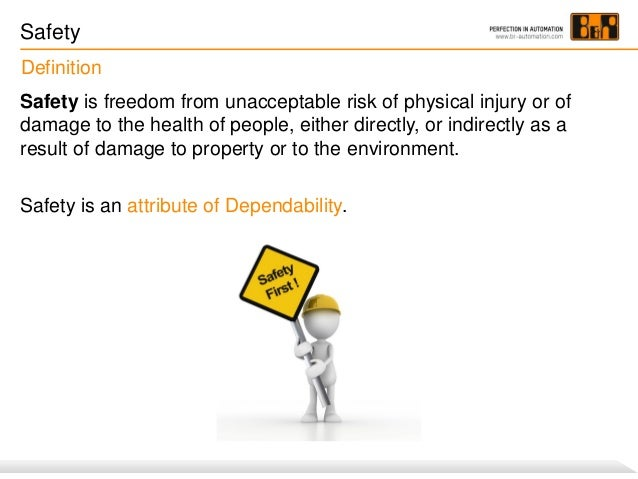 health and safety definition pdf