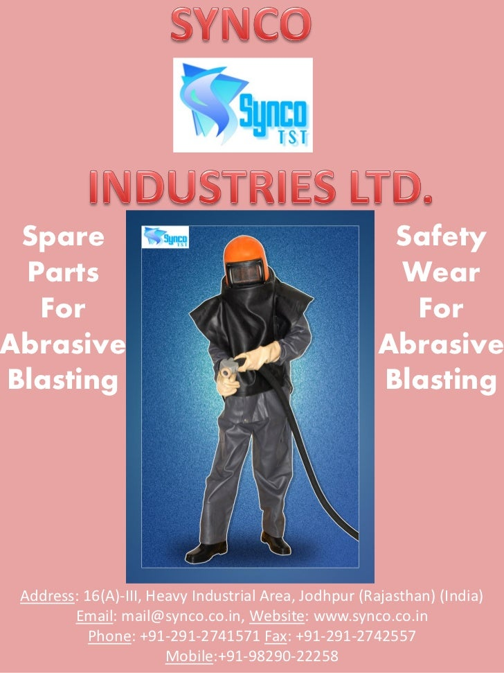 Spare                                                  Safety Parts                                                  Wear ...