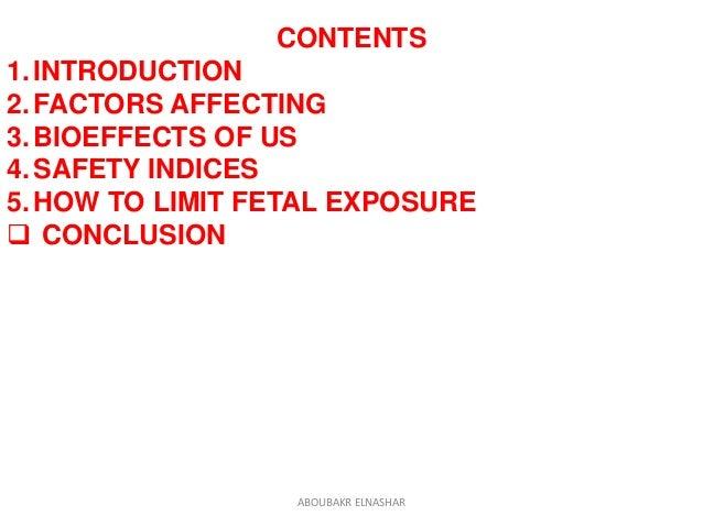 ultrasound safety Slide 2
