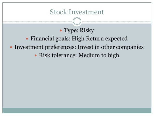 investment and risk tolerance essay Find paragraphs, long and short essays on 'investment risk management'   control procedures, including risk tolerance, reporting format and frequency.