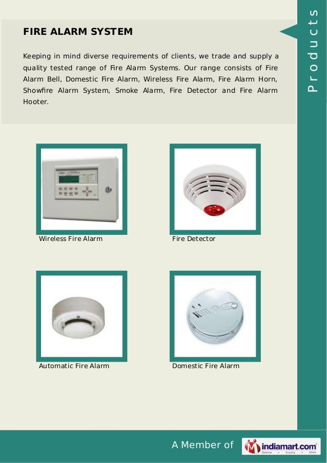 Safe Zone, Hyderabad, Fire Alarm Control Panel