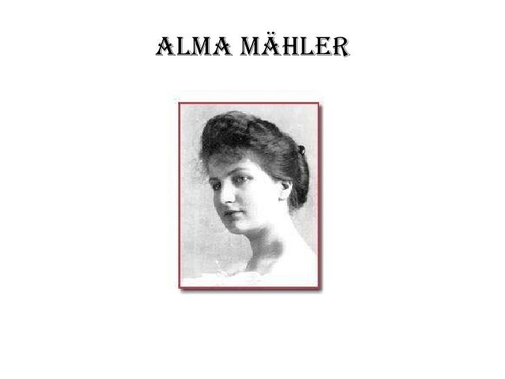 Alma Mähler