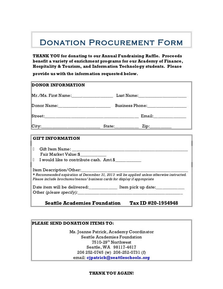 Saf Procurement Form 2012 13 It S Worth It Establishing