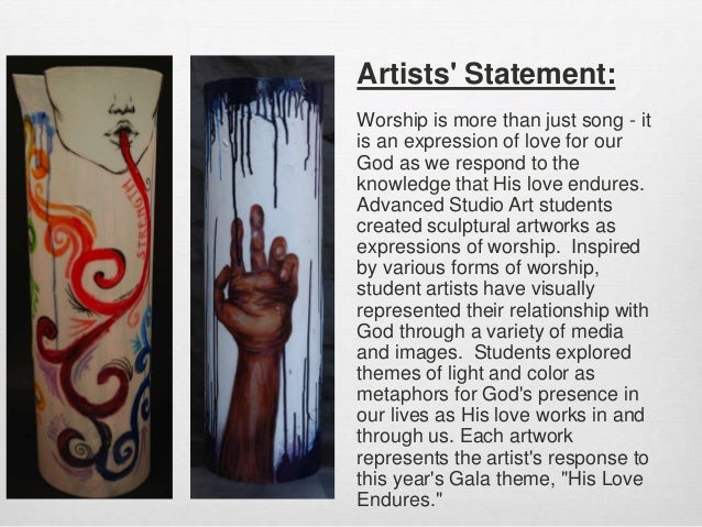 """Obstructions  Create a visual metaphor for faith  Use wooden cube for base  Engage positive & negative space  18-24"""" i..."""