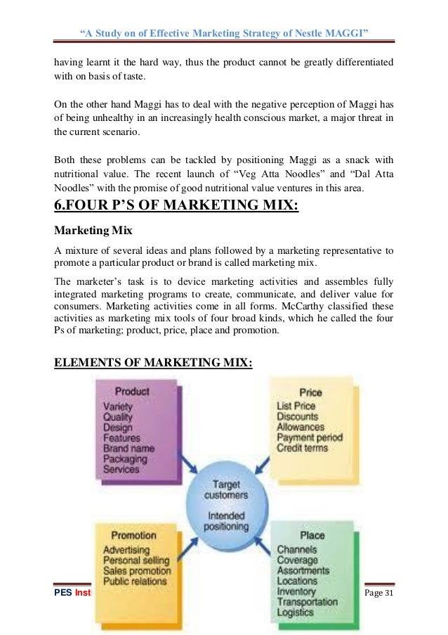 Case in Branding: Brand Positioning of 'Maggi'