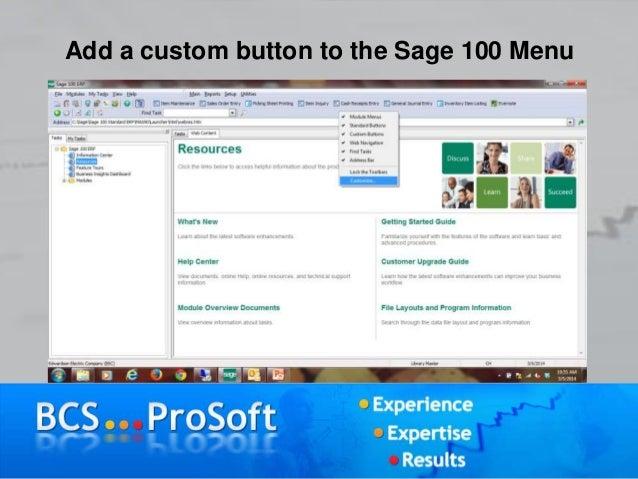 Custom Office A to Z in Sage 100 ERP (MAS 90 & MAS 200)