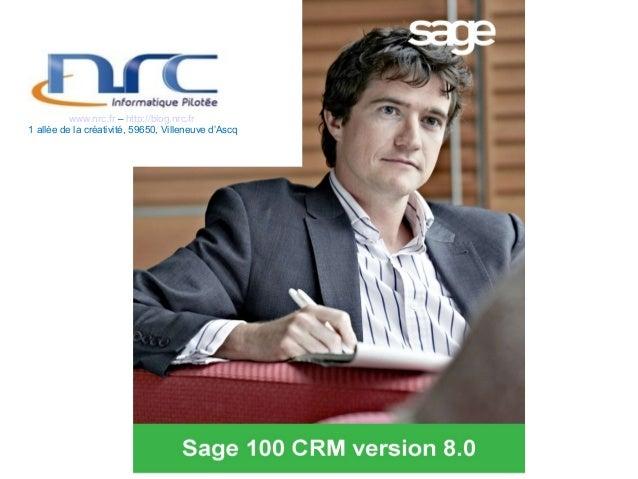 www.nrc.fr – http://blog.nrc.fr 1 allée de la créativité, 59650, Villeneuve d'Ascq