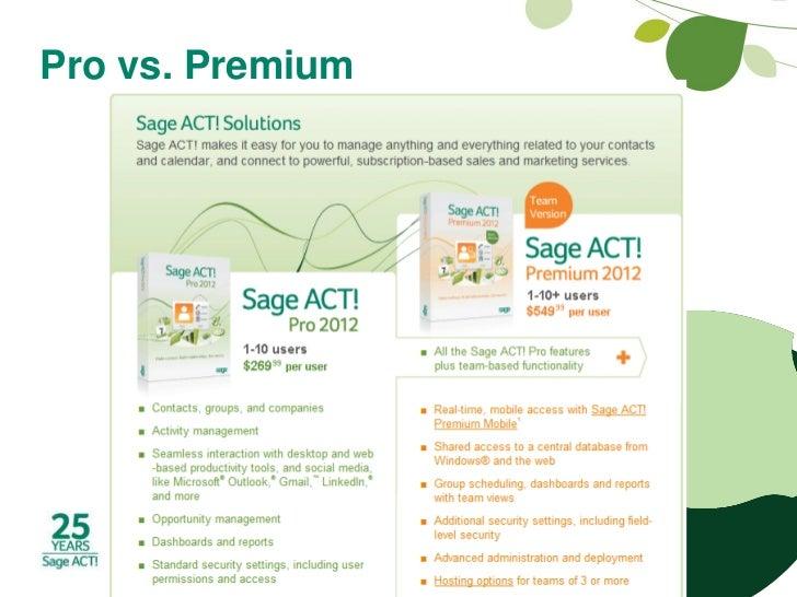 sage act pro 2013 user manual