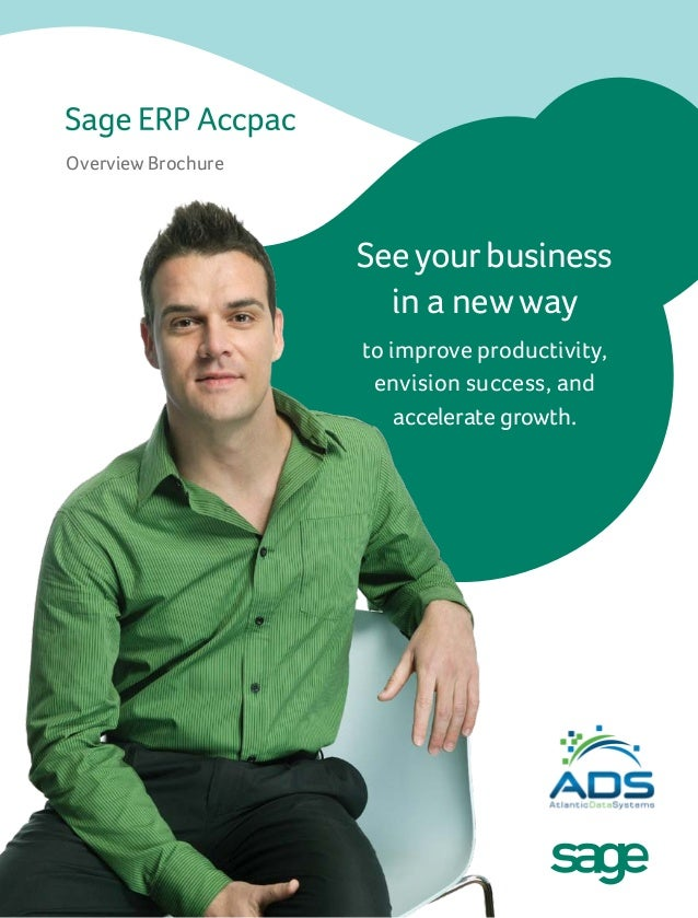 Seeyourbusinessin a newwayto improve productivity,envision success, andaccelerate growth.Overview Brochure