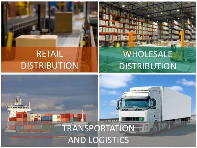 ... Feature Highlights; 2. RETAIL DISTRIBUTION TRANSPORTATION ...