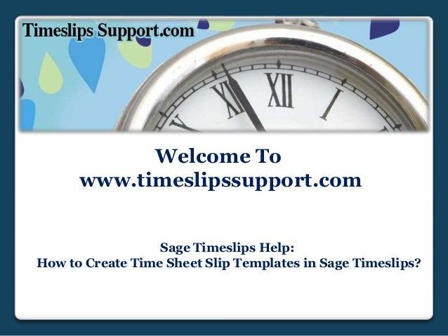 Sage timeslips help