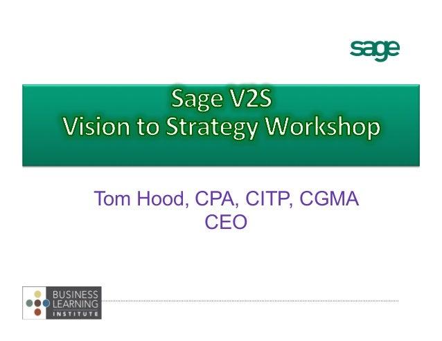 Tom Hood, CPA, CITP, CGMA CEO