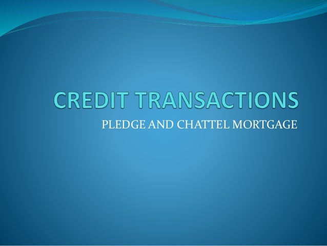 chattel mortgage The legal definition of chattel mortgage is when an interest is given on moveable property other than real property (in which case it is usually a 'mortgage'), in writing, to guarantee the.
