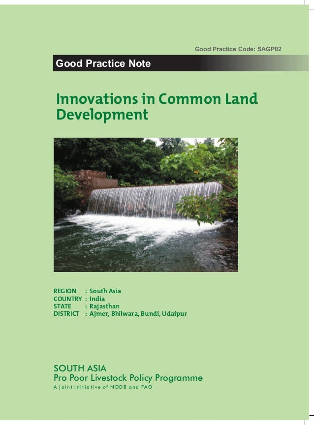 Good Practice Code: SAGP02                                      About this Good Practice     An effective NGO-Community Pa...