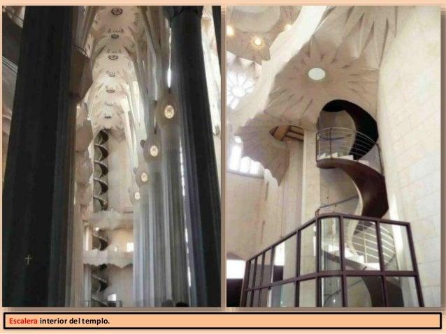 Sagrada familia barcelona - Escaleras de caracol barcelona ...
